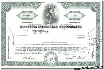 Minnesota Enterprises Incorporated - Mei Corp.