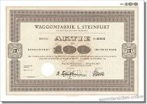 Waggonfabrik L. Steinfurt Aktiengesellschaft