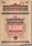 Reichsbank-Anteilsschein