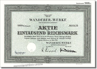 Wanderer-Werke Aktiengesellschaft