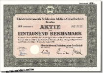 Elektrizitätswerk Schlesien Aktiengesellschaft