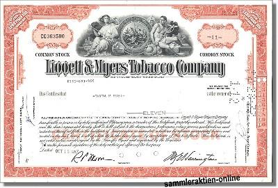 Liggett & Myers Tobacco Company