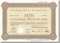 Bremer Woll-Kämmerei AG