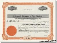 Oldsmobile Company of New England