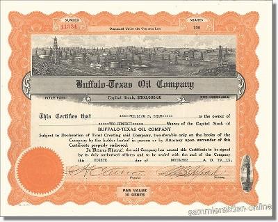 Buffalo-Texas Oil Company