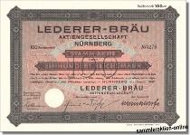 Lederer Bräu Aktiengesellschaft