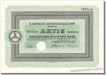 H. Meinecke Aktiengesellschaft