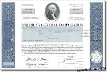 American General Corporation