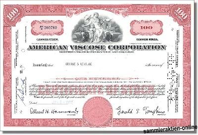 American Viscose Corporation