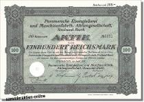 Pommersche Eisengießerei und Maschinenfabrik AG