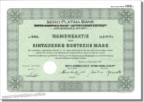 Ibero-Amerika Bank, Ibero Platina Bank