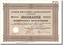 Ulmer Brauerei-Gesellschaft