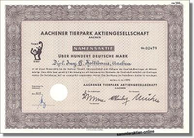 Aachener Tierpark AG