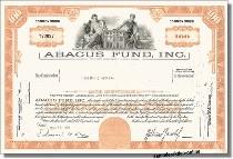 Abacus Fund Inc. - Paine-Webber