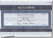 AEG-Telefunken Aktiengesellschaft