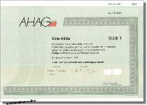 AHAG Wertpapierhandelshaus AG