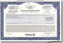 Allianz Aktiengesellschaft