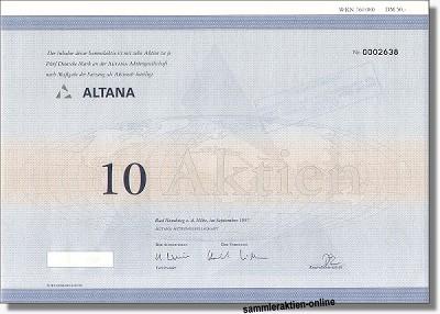 Altana Aktiengesellschaft