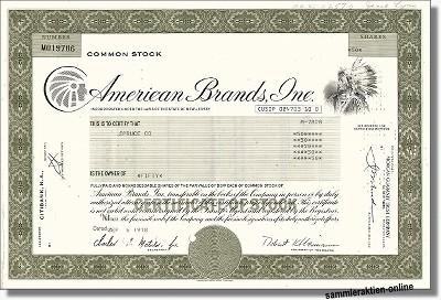 American Brands Inc.