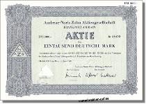 Andreae Noris Zahn AG - ANZAG