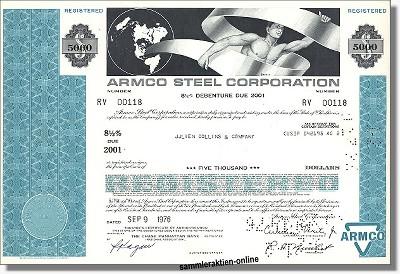 Armco Steel Corporation