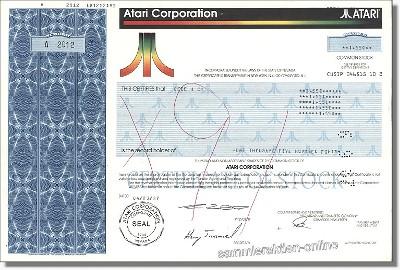 Atari Corporation