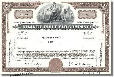 Atlantic Richfield Company