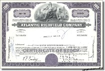 Atlantic Richfield Company