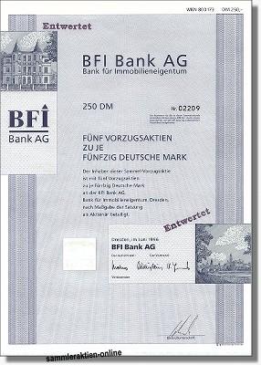 BFI Bank AG