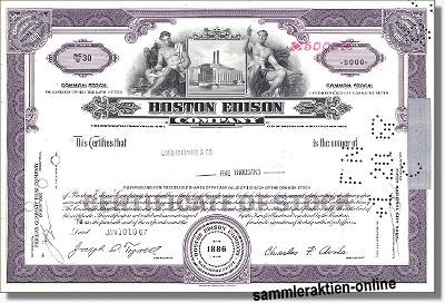 Boston Edison Company