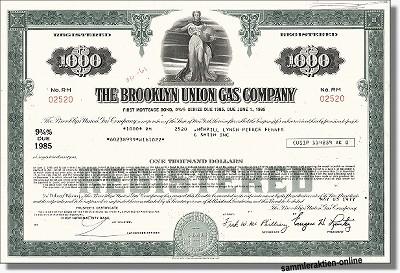 Brooklyn Union Gas Company