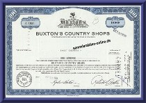 Buxton's Country Shops