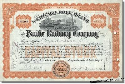 Chicago, Rock Island and Pacific Railway Company