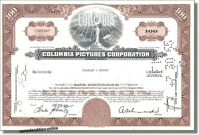 Columbia Pictures Corporation