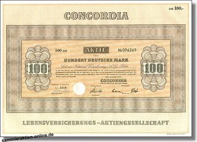 Concordia Lebensversicherung