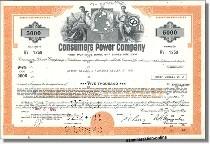 Consumers Power Company