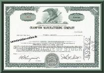 Crampton Manufacturing