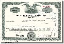 Data Decisions Corporation