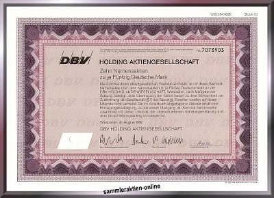 DBV Holding AG