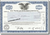 D.C. Trading and Development Corporation