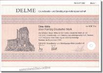 Delme Grundbesitz- und Beteiligungs-AG