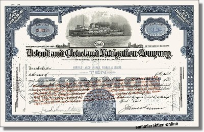 Detroit and Cleveland Navigation Company