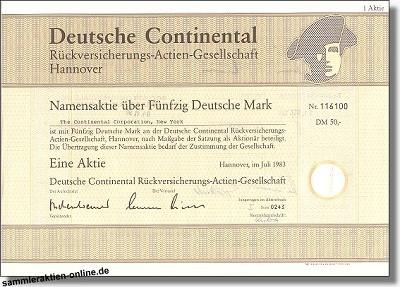 Deutsche Continental Rückversicherung