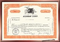 Eckmar Corp.