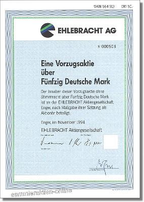 Ehlebracht AG