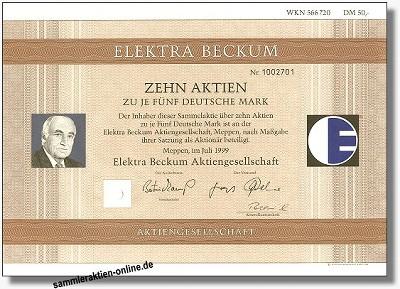 Elektra Beckum AG
