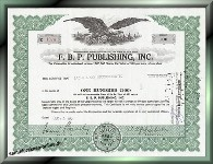 F. B. P. Publishing Inc.
