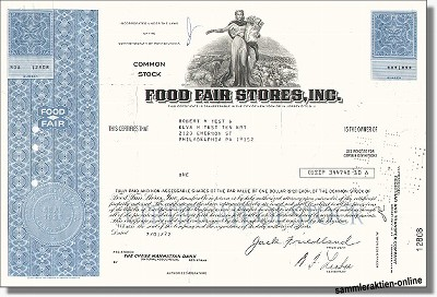 Food Fair Stores Inc.