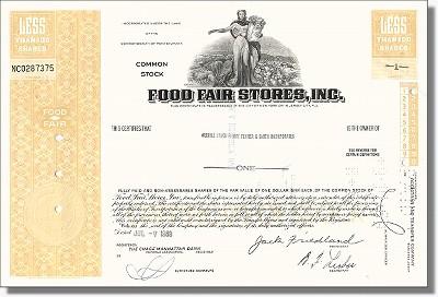 Food Fair Stores Inc.