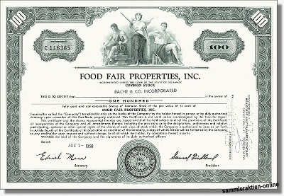 Food Fair Properties Inc.